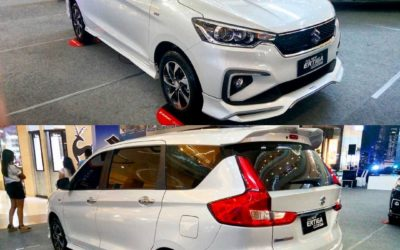 All New Ertiga Sporty