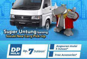 Suzuki Carry Pickup Rajanya Pickup